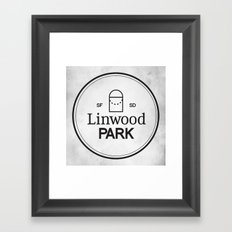 Linwood Park Framed Art Print