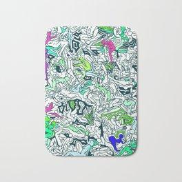 Kamasutra LOVE - Forest Green Bath Mat