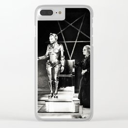 Satanic Priest Makes an Android Clear iPhone Case