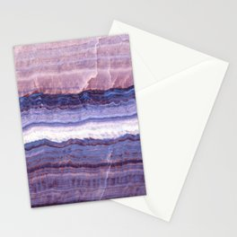 Azul marble Stationery Cards