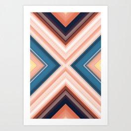 Harmful Rays Art Print
