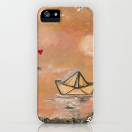 The things that I love 2 iPhone Case
