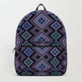 Boho embroidery 4 Backpack