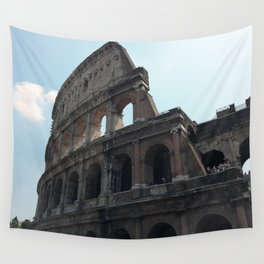 Colosseo Romano Wall Tapestry