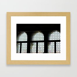 Choose to look Framed Art Print