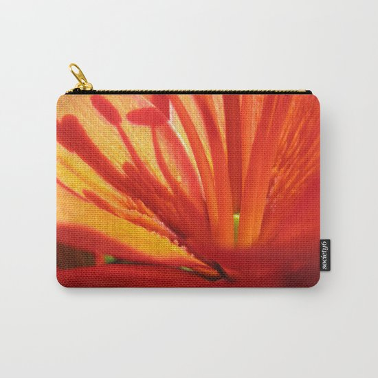 Red Stamen 86 Carry-All Pouch