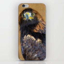 Scottish Golden Eagle iPhone Skin