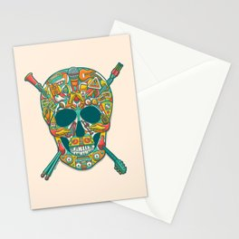 Music Isn't Dead Stationery Cards