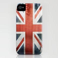 Great Britain, Union Jack iPhone (4, 4s) Slim Case