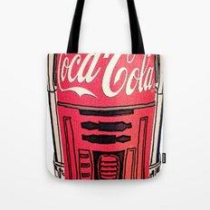 R2 Cola Tote Bag