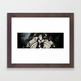 thousand years series (stone) Framed Art Print