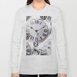 Where Did The Time Go? Long Sleeve T-shirt