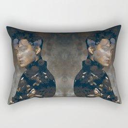 Toxic Silk | Kai Rectangular Pillow
