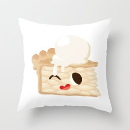 Baby Cakes - Apple Pie Throw Pillow