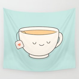 Teacup Wall Tapestry