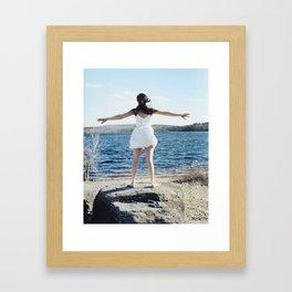 Mystics III Framed Art Print