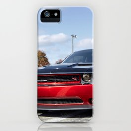 Scat Pack Challenger RT Two Tone Prototype iPhone Case
