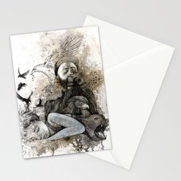Woodkid Stationery Cards