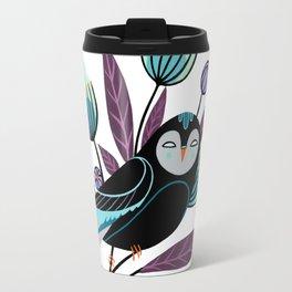 Branch and Bloom Travel Mug