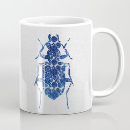 Blue Beetle II Coffee Mug