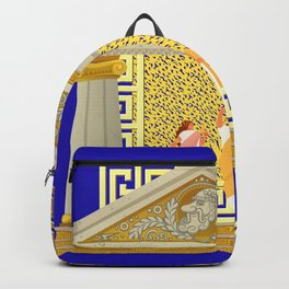 Greek Theater Backpack