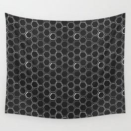 BLACK HONEY Wall Tapestry