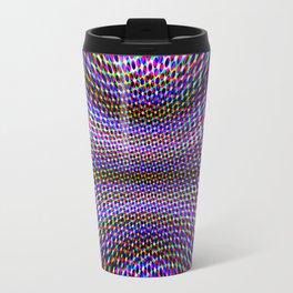 Violet Rays XVI Travel Mug