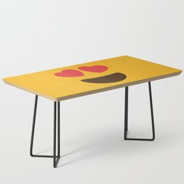 Love Face Coffee Table