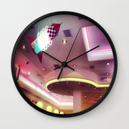 American 50's Wall Clock