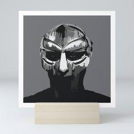 MF Doom Mini Art Print