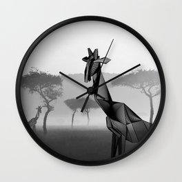 The tall one Wall Clock