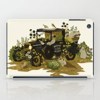 home sweet home iPad Cases featuring Home Sweet Home by Teagan White