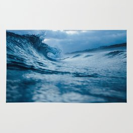 MAKE YOUR OWN WAVES Rug