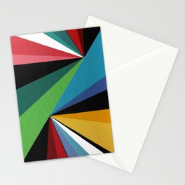 TOUCHES OF TRIANGLES Stationery Cards