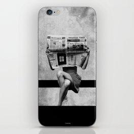 Simplicity... iPhone Skin