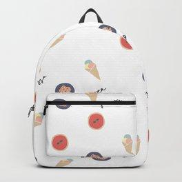 Pizza, Pasta, Gelata. Backpack