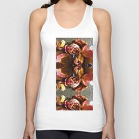 valentines Tank Tops featuring Dry Valentines by Amelia Alice