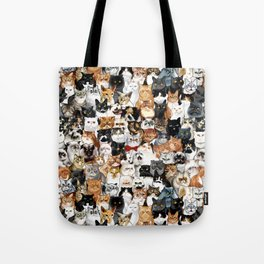 Catmina Project Tote Bag