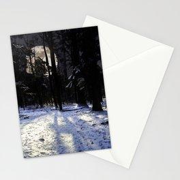 Moonlit Woodland Stationery Cards