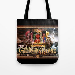 The Seven Deadly Sins of Gilligan's Island Tote Bag