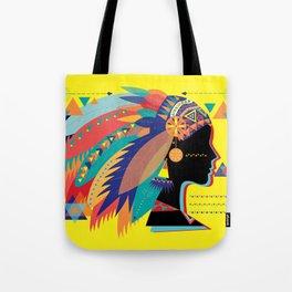Native Indian Tote Bag