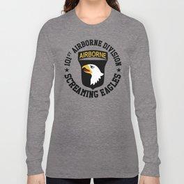 Screaming Eagles Long Sleeve T-shirt