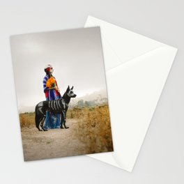 Day of the Dead Friends by The Labs & Co. Stationery Cards