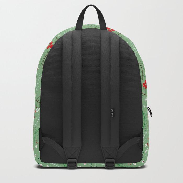 Mistletoe green Backpack
