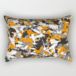 Urban alcohol camouflage Rectangular Pillow