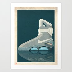 Power Laces 2015 Art Print