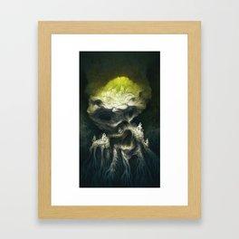 Jöbii Troop Framed Art Print