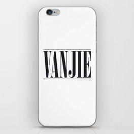 Miss Vanjie iPhone Skin