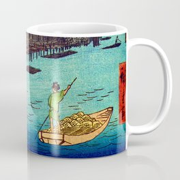 Beautiful Evening Across The Bridge Coffee Mug