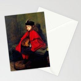 "John Everett Millais ""My First Sermon"" Stationery Cards"
